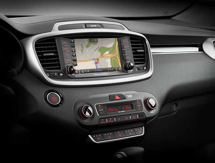 8˝ audio visual navigation system