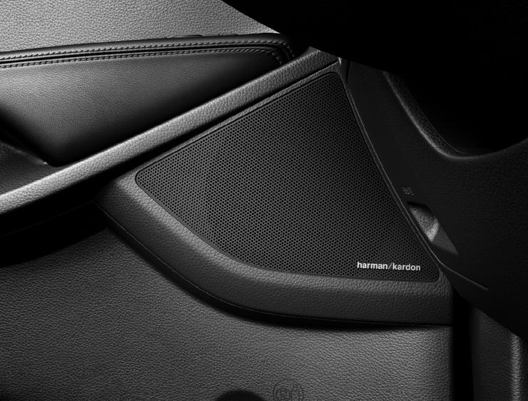 Harman/Kardon premium sound system