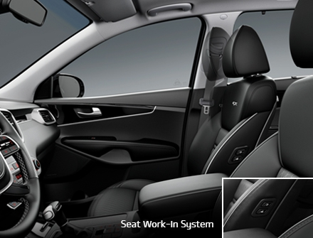 Seat Work-In System